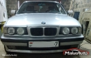 BMW e34 алькантара