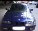E36 BMW sedan