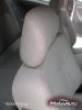 Mitsubishi Colt серый кож.зам с красными строчками_2