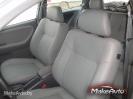Mitsubishi Colt серый кож.зам с красными строчками_7